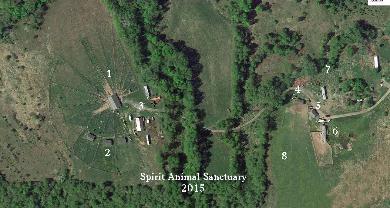 spirit animal sanctuary 2013-2015